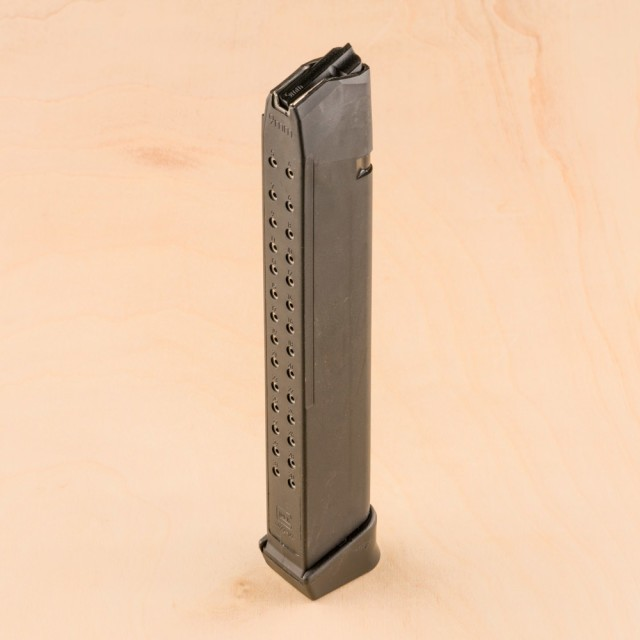 Image of Glock 33 - 9mm Luger 33 Round - Factory Magazine