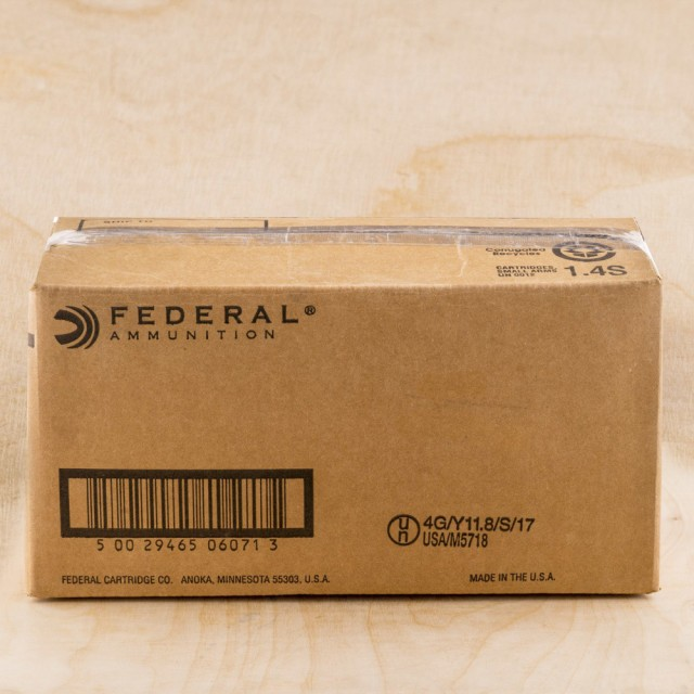 Image of Federal 5.56x45mm 55 Grain Lake City FMJ - 1000 Rounds