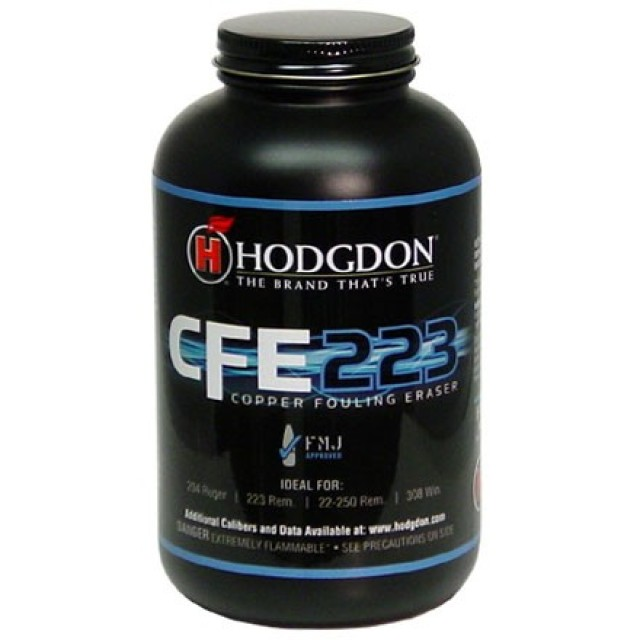 Image of Hodgdon Powder - CFE 223 - 8 lbs