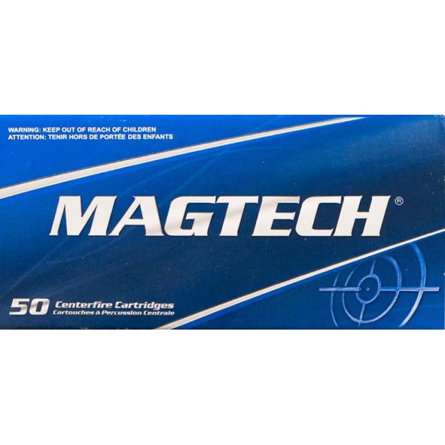 Image of Magtech 9mm 115 Grain FMC – 1000 Rounds