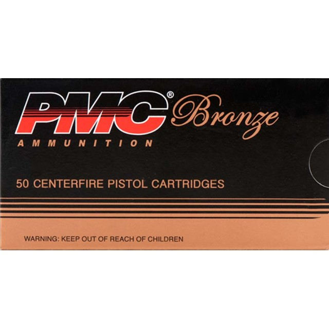 Image of PMC 9mm 115 Grain FMJ - 1000 Rounds