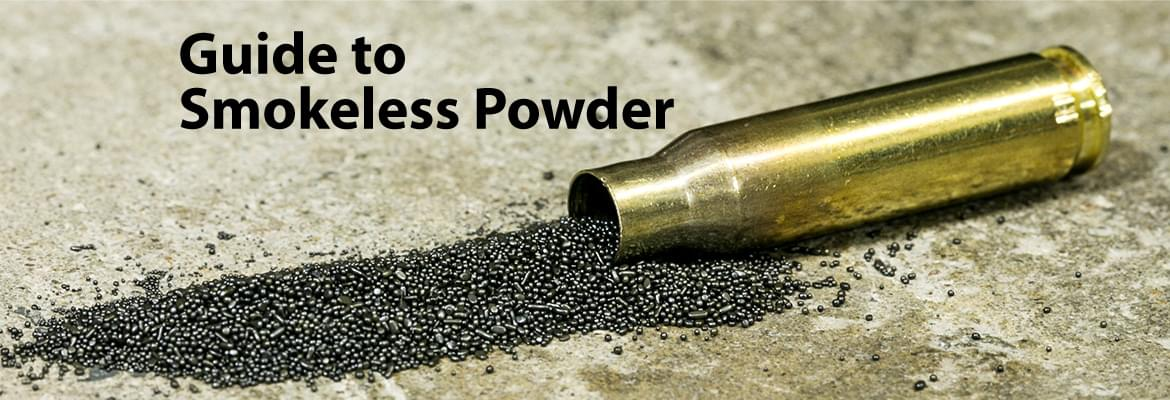 Guide to Smokeless Powder